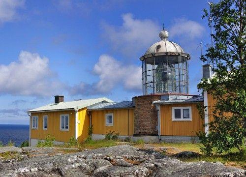 Bjuröklubbs Fyr, Skellefteå, Sweden