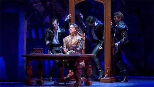 God, I love Shakespeare.  Something Rotten! musical
