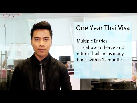 Thai 1-Year Non-Immigrant Visa for US Citizens | Siam Legal International