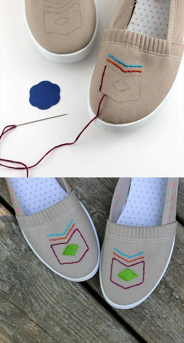 17 best images about diy sneaker designs on pinterest for Diy shoes design