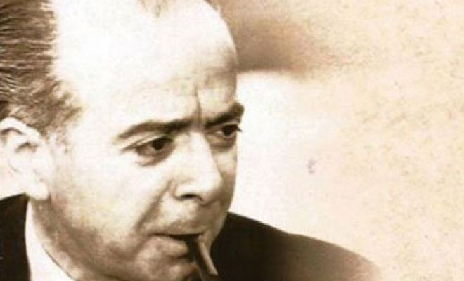 Αντώνης Σαμαράκης, ο πεζογράφος της εξεγερμένης συνείδησης, της Τέσυ Μπάιλα