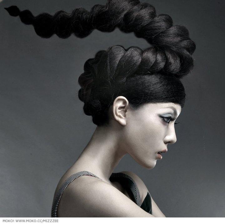 Miz Zee- avant-garde hair