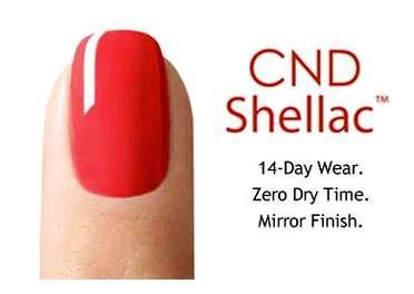 Shellac Nails  www.spabannockburn.co.uk