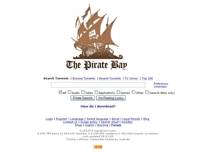 IP lawyer predicts demise of Pirate Bay | While a number of the initial charges filed against The Pirate Bay have been dropped already, legal experts are still predicting the demise of one of the leading torrent-tracking websites. Buying advice from the leading technology site