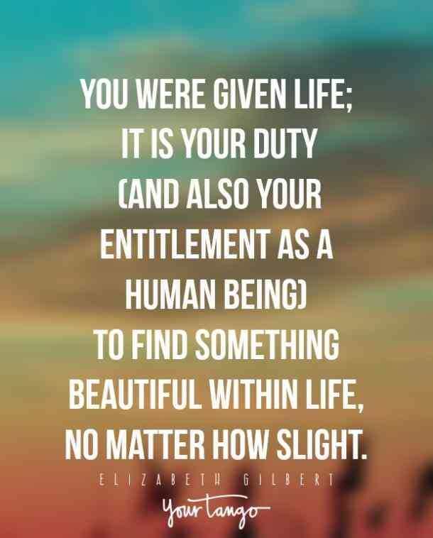 Pin by Robyn Stryd on Sayings   Quotes, Elizabeth gilbert