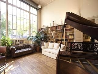 artist's studio, 16-foot ceiling - Villa Picasso in Montparnasse, Paris - 6th Arrondissement Luxembourg - rentals