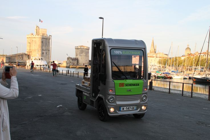 démonstration du camion de livraison Bil http://www.formes-et-volumes.fr/actualite.html