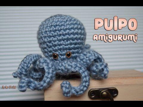 Pulpo Amigurumi, My Crafts and DIY Projects