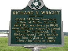 Richard Wright (author) - Wikipedia, the free encyclopedia