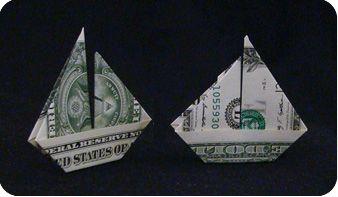 boat – dollar bill origami boat instructions – Goo…