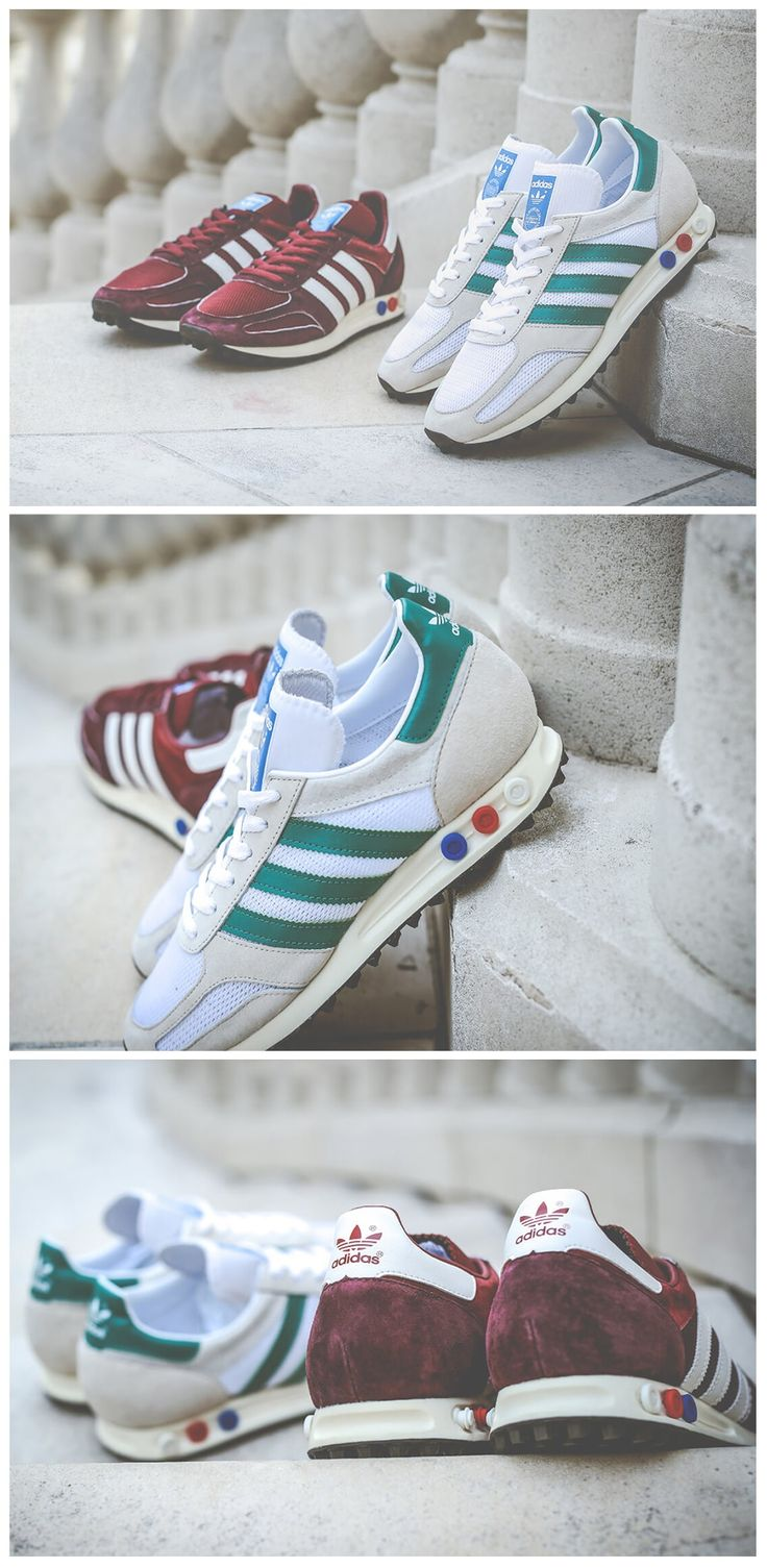 adidas Originals LA Trainer Adidas Women's Shoes - http://amzn.to/