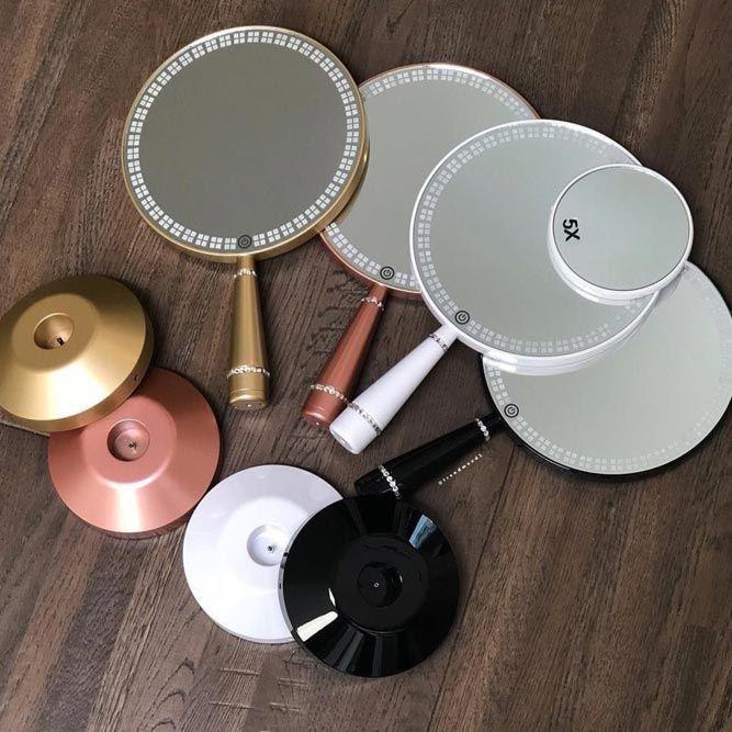 24 Best Lighted Makeup Mirror Designs 2020 Makeup Mirror With