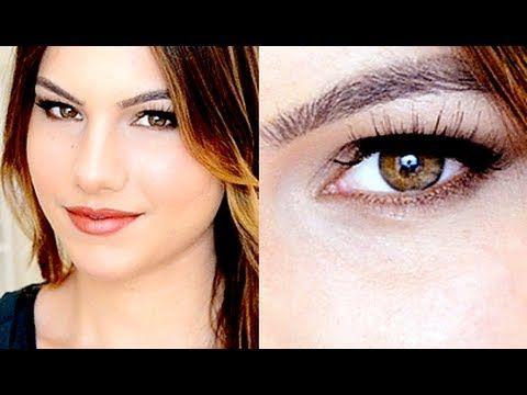 Sofia Vergara Inspired Makeup Tutorial (Emmys 2012)