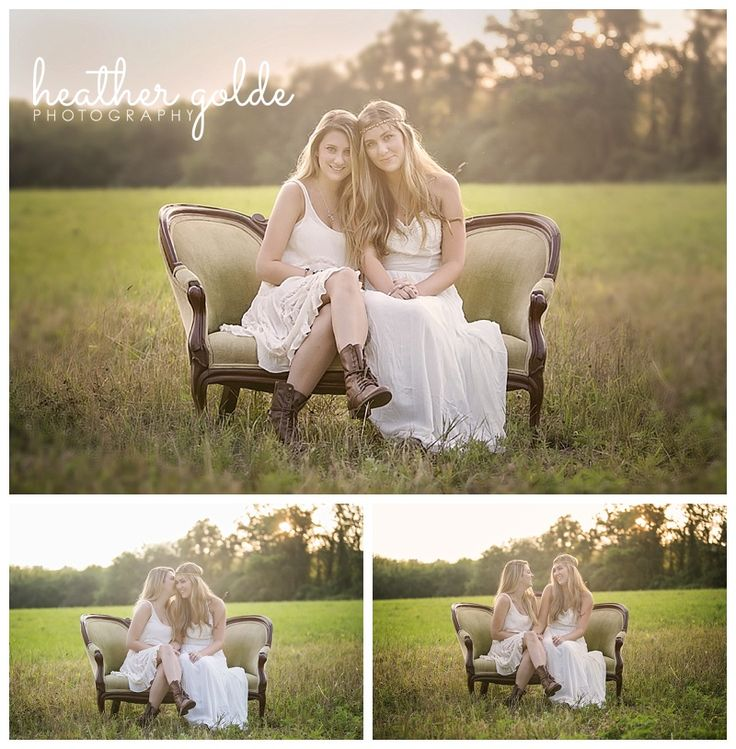 Senior Portraits, Senior Photography, Senior girl posing ideas, boho senior portrait, bohemian styled senior portrait, sisters portrait, adult sisters