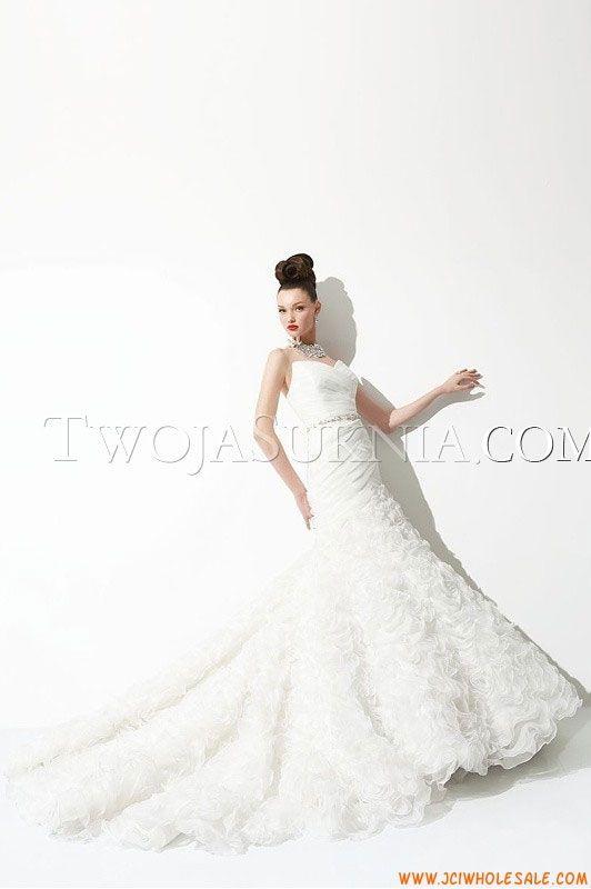 Robe de mariée Jasmine T394 Couture - Bestsellery