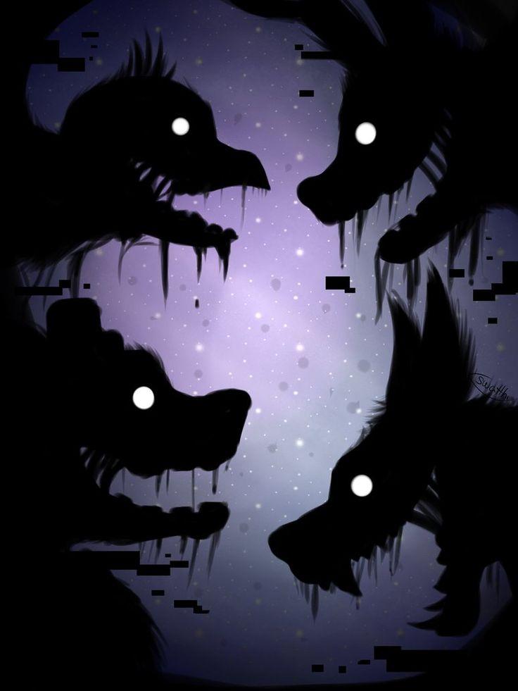 Calma la oscuridad que llevas dentro... Por que puede desatar algo mucho peor...