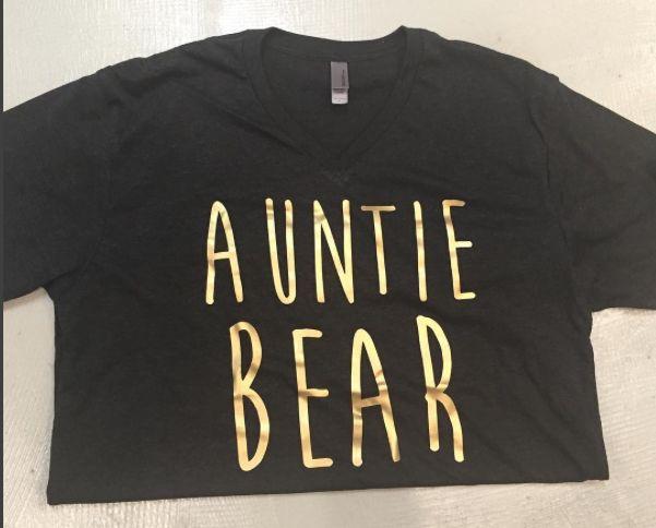 AUNTIE BEAR