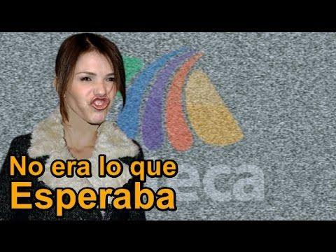 Kika Edgar ya Reniega de Haberse ido a Tv Azteca