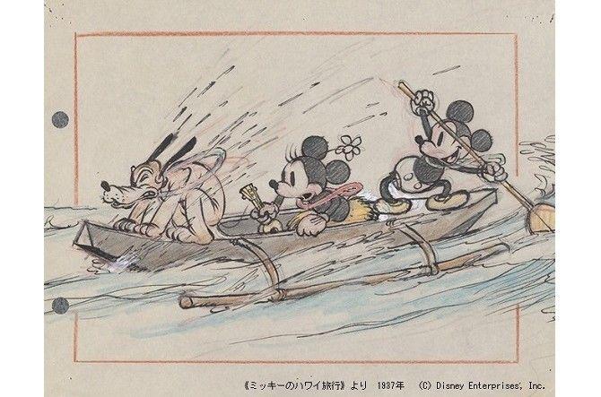 ミッキーマウス誕生から最新作まで…日本初上陸の原画が多数!「ディズニー・アート展」【東京】 - じゃらんニュース|ワクワクする旅行・観光・お出かけ情報をお届け! - じゃらんnet