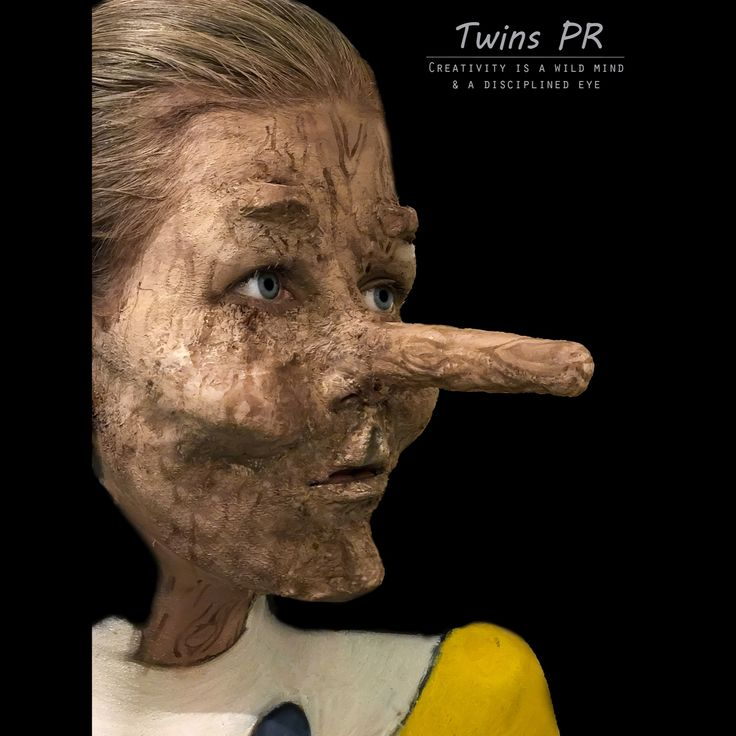 """Pinocchio"" This was so fun, but at the same time so much work 😱😅This look was off course inspired by Pinocchio.  I did the sfx makeup and bodypaint by myself, on myself. As well as making the prosthetics. SFX makeup by; @synnepr  Model; @synnepr"