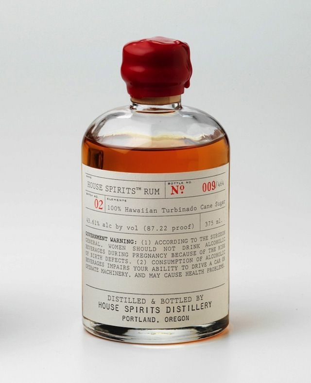 Packaging: House Spirits Distillery's Apothecary Line by Julia Blackburn