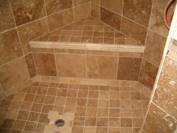 picturesque ceramic tile shower designs and brown color panels tiles flooring in contemporary small bathroom inspirations