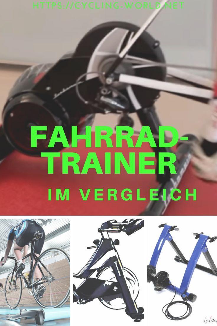 Fahrradtrainer im Vergleich | Fahrradtrainer, Fahrrad