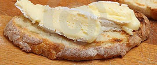 Toastje brie Hartige tussendoortje: Categorie B