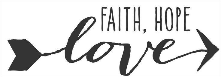 Wall Decor Plus More - Faith, Hope, Love Modern Wall Decals Graphic with Arrow Design, $15.80 (http://www.walldecorplusmore.com/faith-hope-love-modern-wall-decals-graphic-with-arrow-design/)