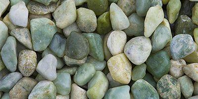 Polished Jade #StonePebbles