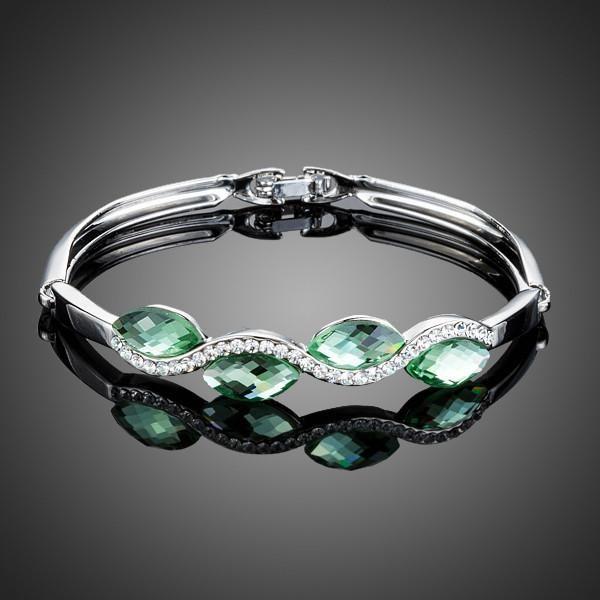 Green Stars Bracelet