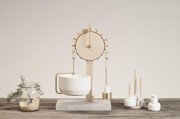 Balance, de la diseñadora suizo-japonesa Nadine Fumiko Schaub. La balanza emocional. - diariodesign.com
