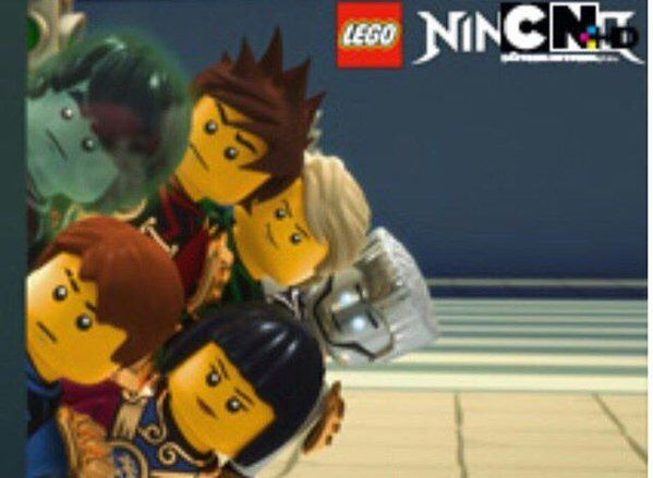 What confuses me is that it took six whole seasons for the ninja to FINALLY be noticed by Ninjago City. Heck, just a season before they were no different than a bunch of nobodys