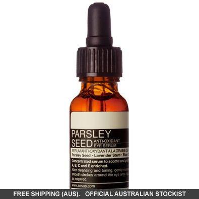 Aesop Parsley Seed Anti-Oxidant Eye Serum 15ml  #adorebeautydreamhaul
