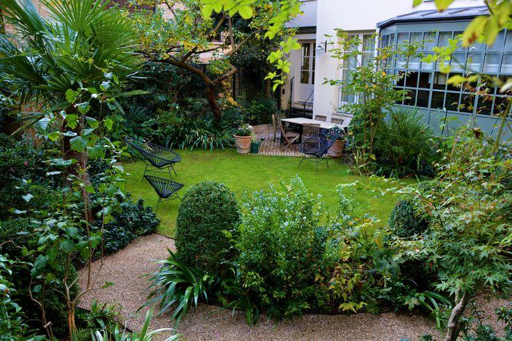 1000 images about des jardins comme la campagne en for Jardin xavier
