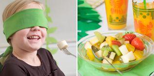 Det smaker jungel - http://www.dansukker.no/no/inspirasjon/barneselskap/jungelbursdag/aktiviteter-og-leker.aspx  #barneselskap #lek