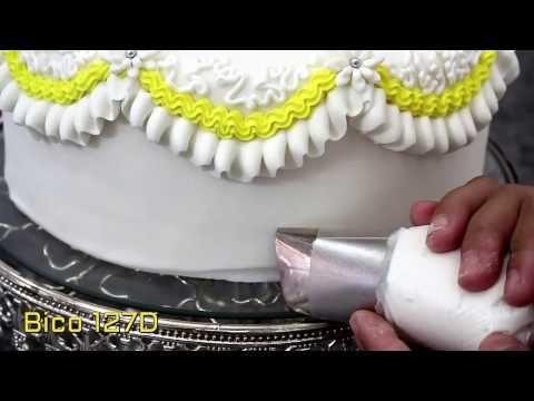 Bolos incríveis de Chantily e Pasta Americana - por Léo Oliveira - YouTube