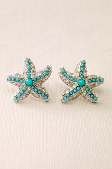 Starfish!: Stella And Dot, Starfish Ears, Statement Earrings, Starfish Beaches, Stella Dots, Beaches Styles, Jewelry Earrings, Stars Fish Earrings, Starfish Earrings