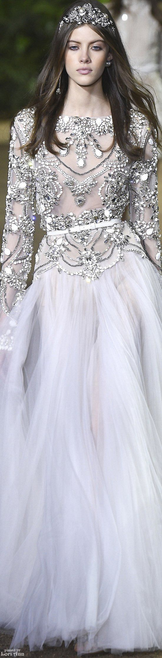 Ꭼɭ¡ҽ Ꮥaaß ♔ Ḩaųʈҽ Ꮳoųʈųɽҽ Spring 2016 Love this dress I wish I had it like or re-pin if you whiz you had this to