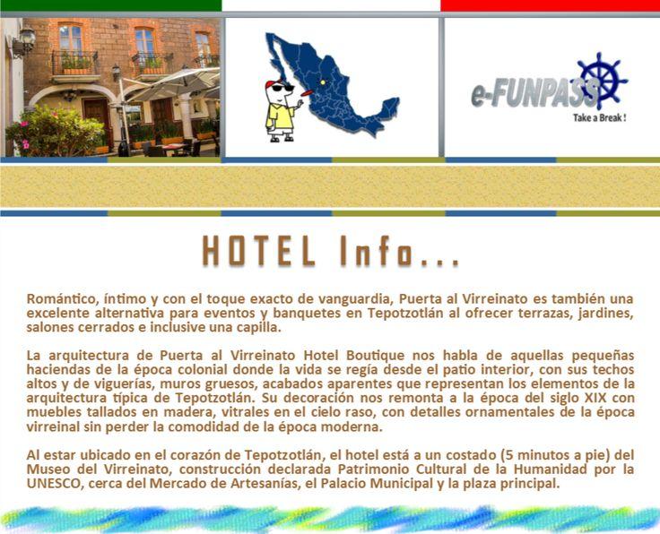 TEPOTZOTLÁN - Puerta al Virreinato Hotel Boutique