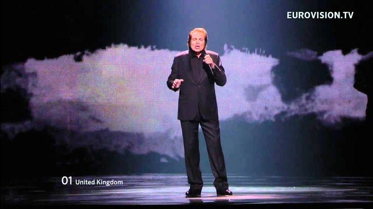 ESC 2012 - UK - Engelbert Humperdinck - Love Will Set You Free. Perhaps one of the most underrated ESC song presentations ever