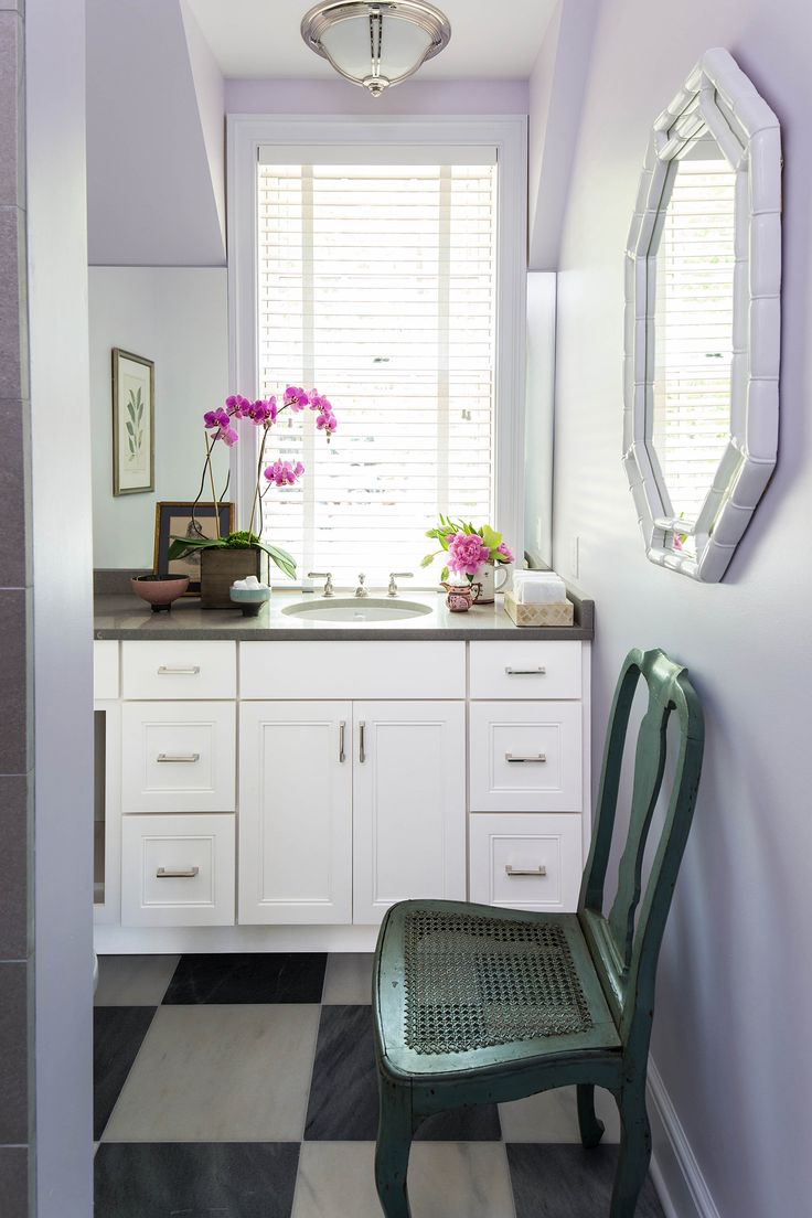 9 best images about 2015 southern living idea house on for Southern bathroom ideas