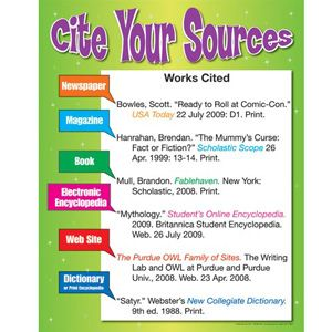 How To Cite A Quote From A Website Interesting 97 Best Citing Sources Images On Pinterest  Teaching Handwriting