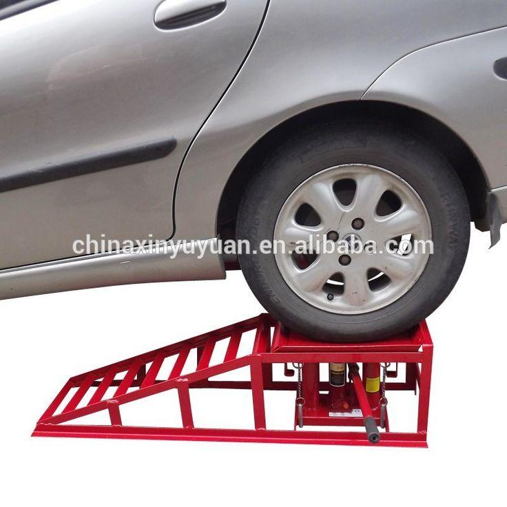 CE heavy duty stell metal car ramp