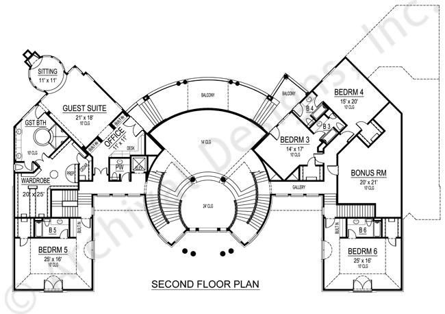 Mumbai Mansion House Plans Luxury House Plans House