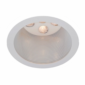 Wac 4 Inch Led Downlight Round Trimless Baffle Trim Model Led421tl Ylighting Wac Lighting Recessed Lighting Downlights