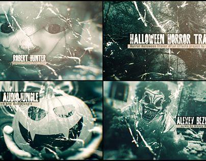 "Check out new work on my @Behance portfolio: ""Halloween Horror Trailer"" http://be.net/gallery/57020595/Halloween-Horror-Trailer"