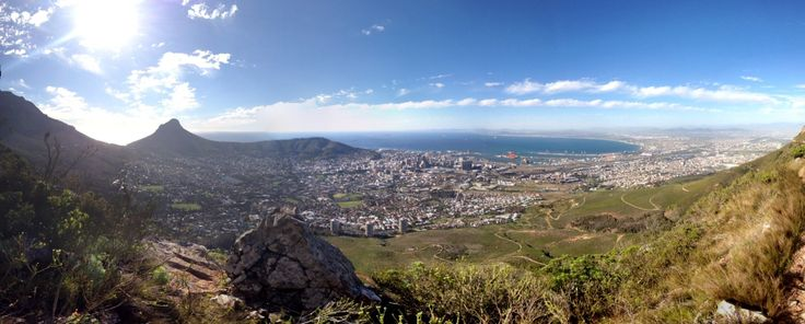 Cape Town: view from Devil's Peak