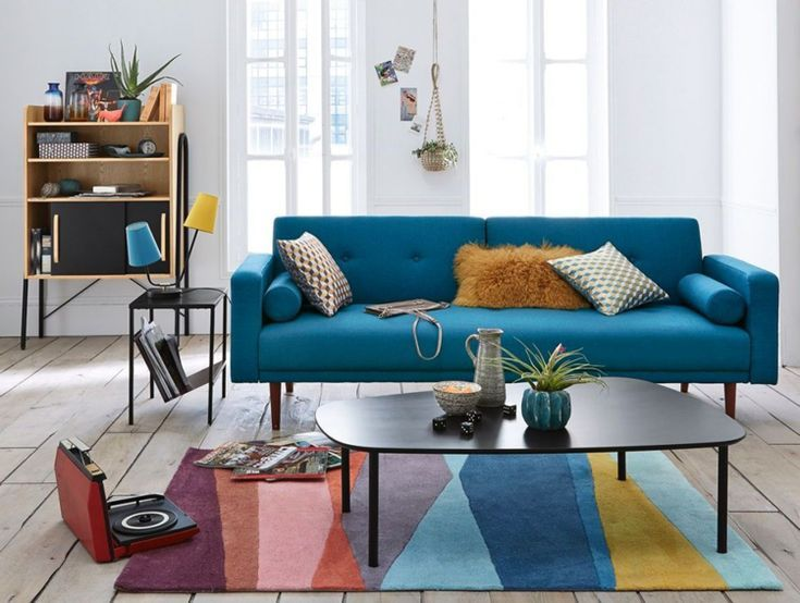 Duck Blue Dare This Color In Your Interior Decoration Color