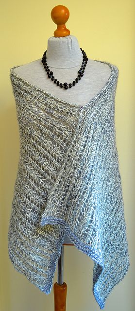 Ravelry: Winter Stole pattern by Clarice Asquith